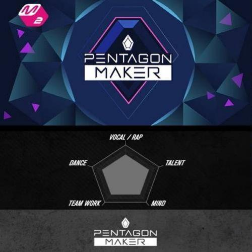 Pentagon Maker next episode air date poster
