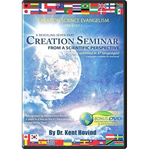 Creation Seminar next episode air date poster