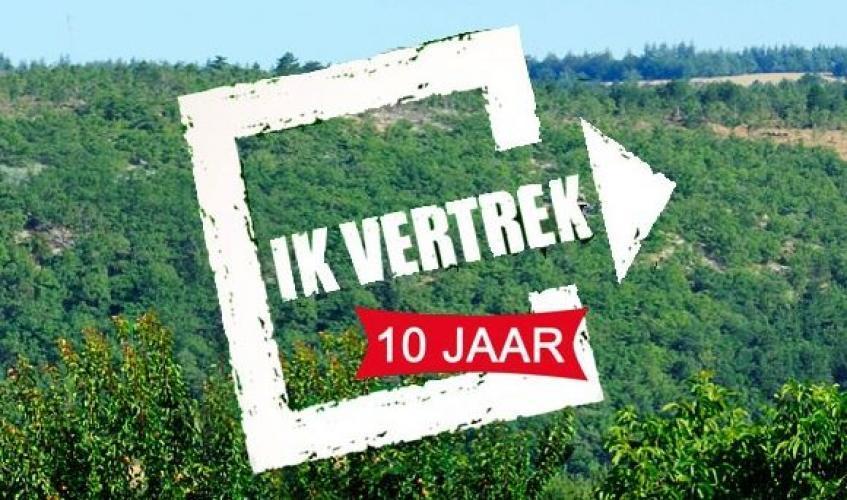 10 jaar Ik Vertrek next episode air date poster