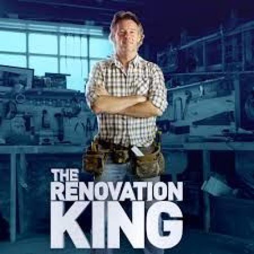 The Renovation King next episode air date poster