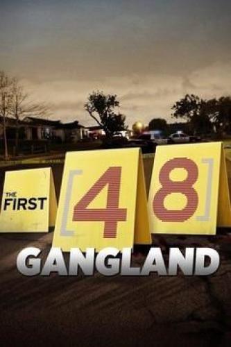 The First 48: Gangland next episode air date poster