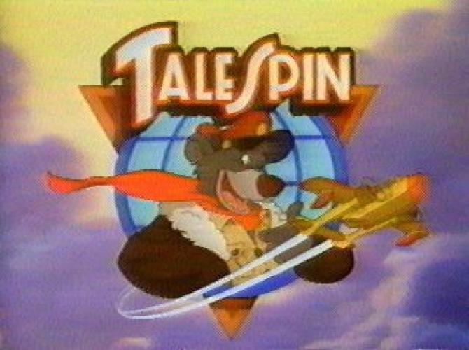 TaleSpin next episode air date poster