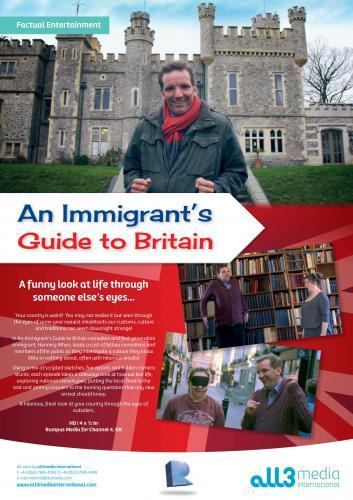 An Immigrant's Guide to Britain next episode air date poster