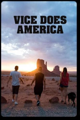 VICE Does America next episode air date poster