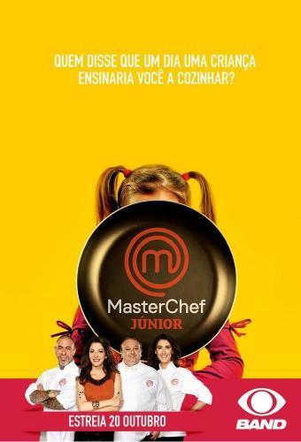 MasterChef Junior Brazil next episode air date poster