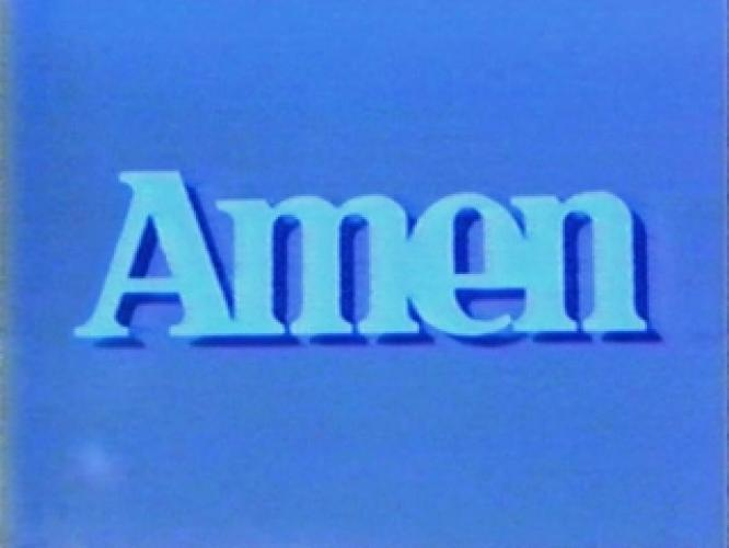 Amen next episode air date poster