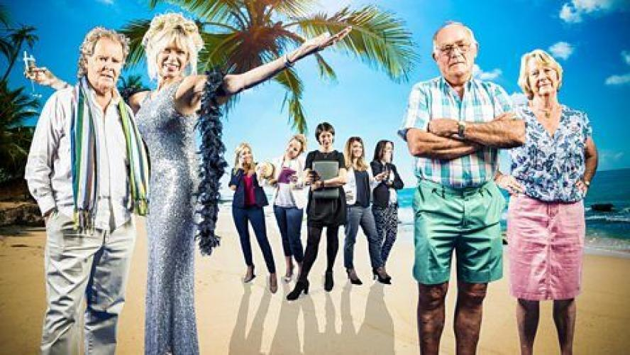 The Millionaires' Holiday Club next episode air date poster