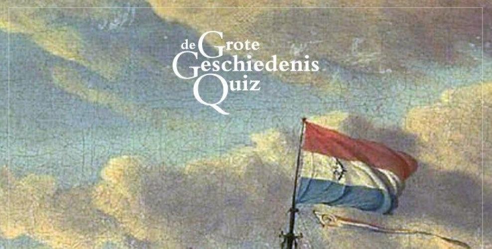 De Grote Geschiedenis Quiz next episode air date poster