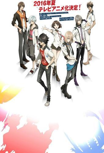 Scared Rider XechS next episode air date poster
