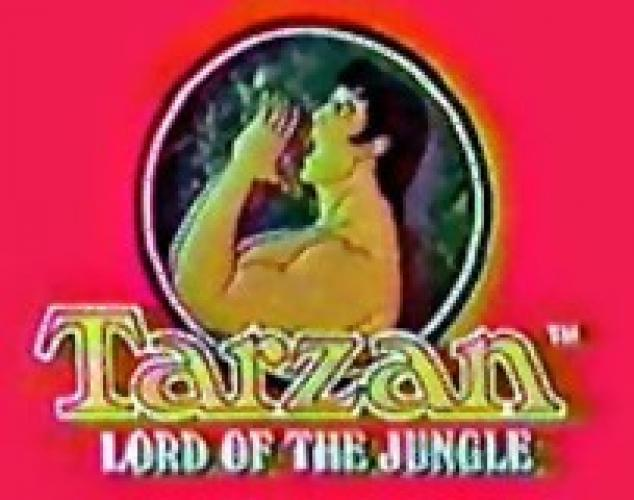 Tarzan Lord of the Jungle next episode air date poster