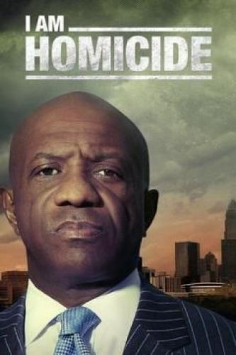 I Am Homicide next episode air date poster