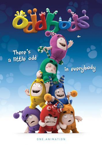 Oddbods next episode air date poster