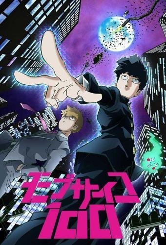 Mob Psycho 100 next episode air date poster