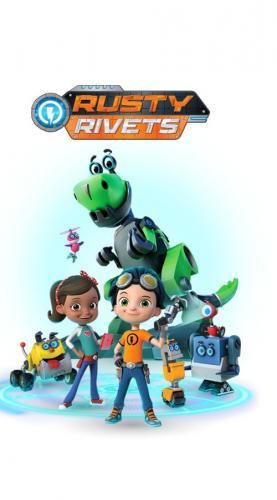 Rusty Rivets next episode air date poster