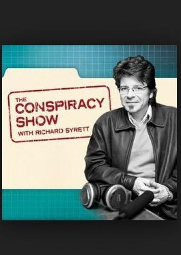 The Conspiracy Show next episode air date poster