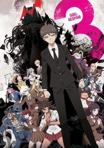 Danganronpa 3: The End of Kibougamine Gakuen - Zetsubou Hen next episode air date poster