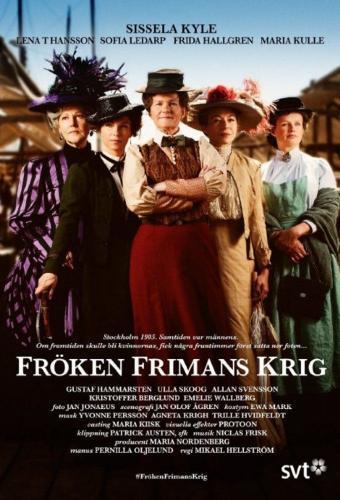 Fröken Frimans krig next episode air date poster