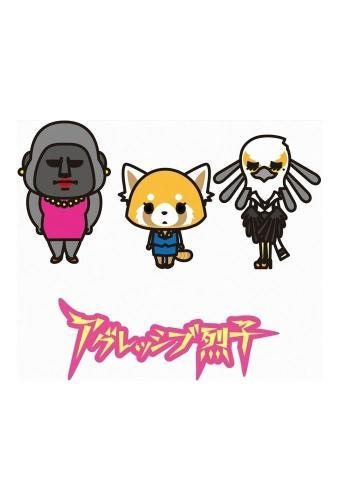 Aggressive Retsuko next episode air date poster