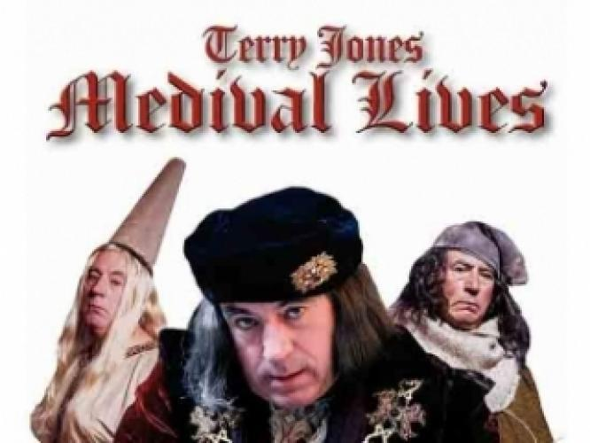 Terry Jones' Medieval Lives next episode air date poster