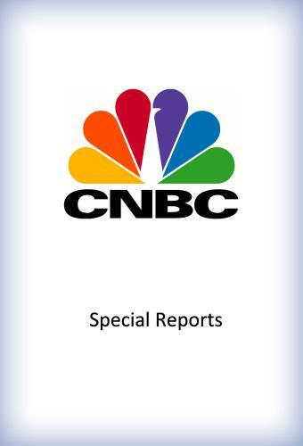CNBC Special Reports next episode air date poster