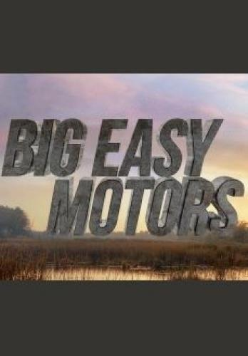 Big Easy Motors next episode air date poster