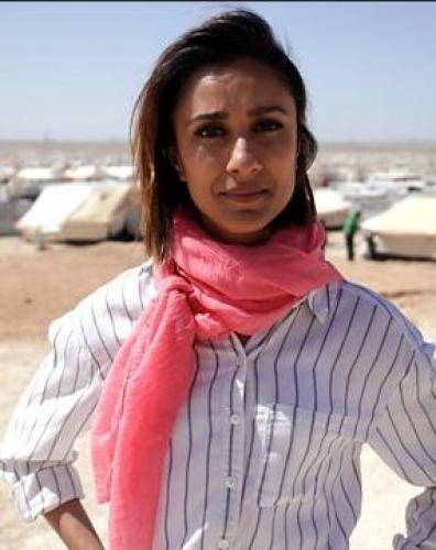 The Refugee Camp: Our Desert Home next episode air date poster