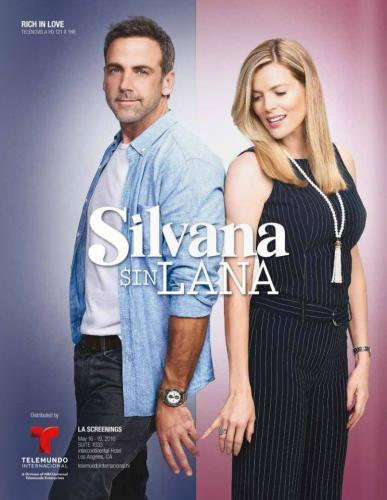Silvana Sin Lana next episode air date poster
