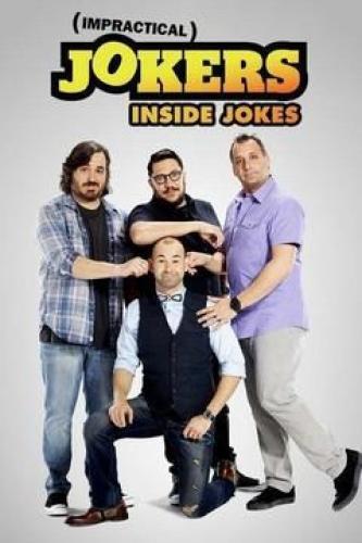 Impractical Jokers: Inside Jokes next episode air date poster