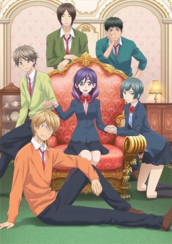 Watashi ga Motete Dousunda next episode air date poster