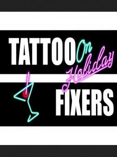 Tattoo Fixers on Holiday next episode air date poster