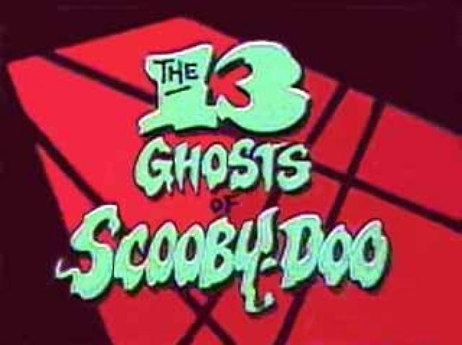The 13 Ghosts of Scooby-Doo next episode air date poster