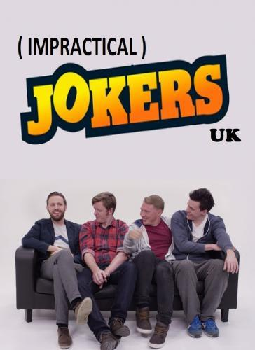 Impractical Jokers UK next episode air date poster