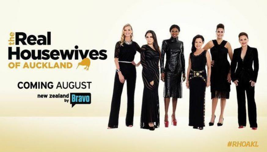 The Real Housewives of Auckland next episode air date poster