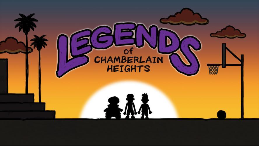 Legends of Chamberlain Heights next episode air date poster