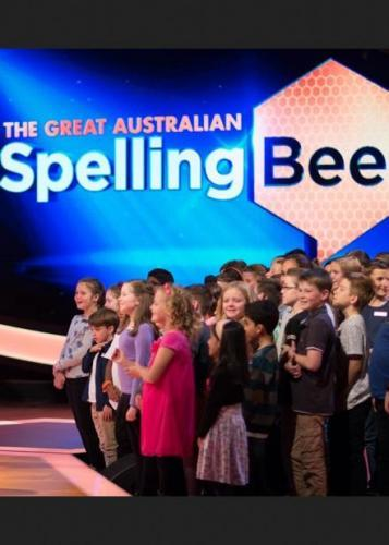 The Great Australian Spelling Bee next episode air date poster