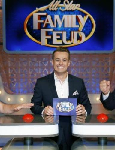 All Star Family Feud next episode air date poster