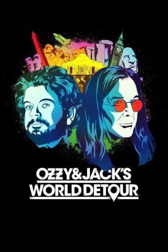 Ozzy & Jack's World Detour next episode air date poster