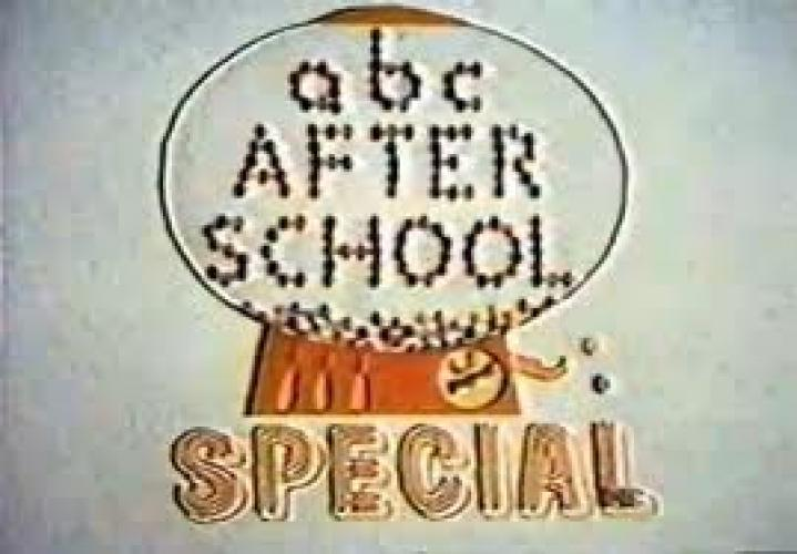 The ABC Afterschool Special next episode air date poster