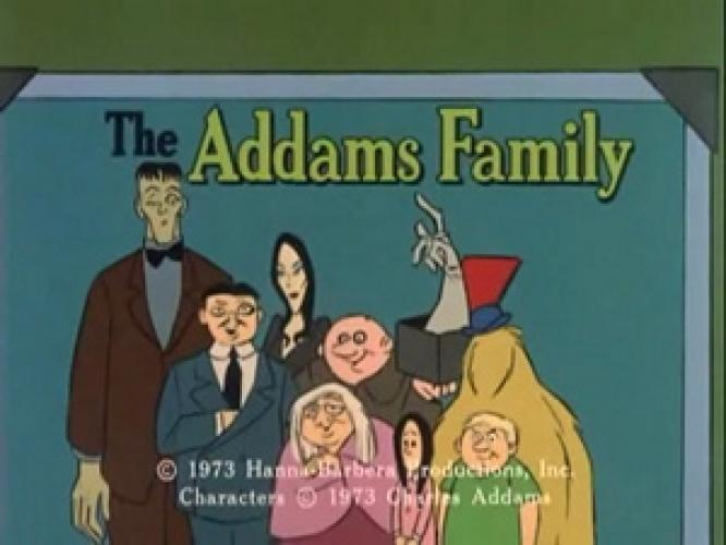The Addams Family (1973) next episode air date poster