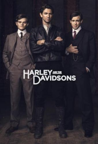 Harley and the Davidsons next episode air date poster