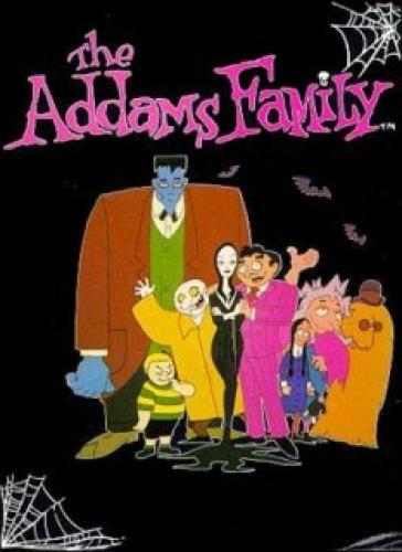 The Addams Family (1992) next episode air date poster