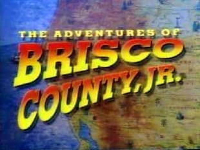 The Adventures of Brisco County, Jr. next episode air date poster