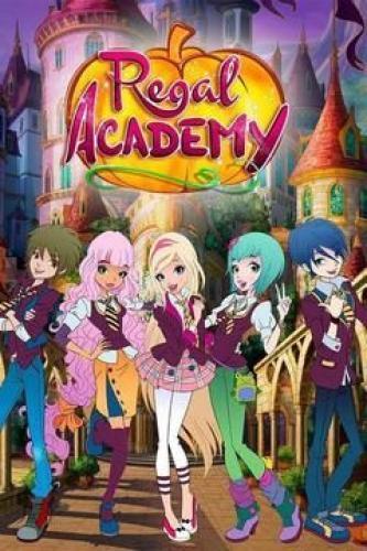 Regal Academy next episode air date poster