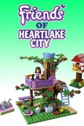 LEGO Friends of Heartlake City next episode air date poster