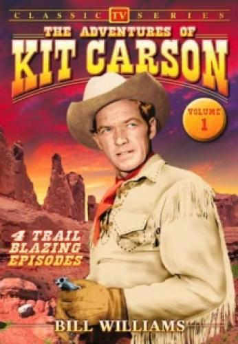 The Adventures of Kit Carson next episode air date poster