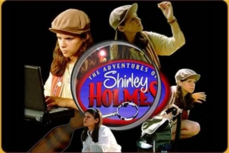 The Adventures of Shirley Holmes next episode air date poster