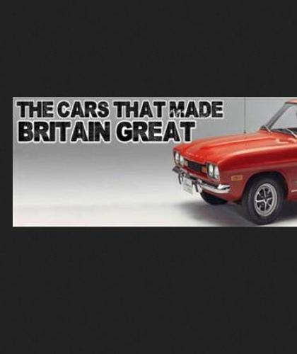 The Cars That Made Britain Great next episode air date poster