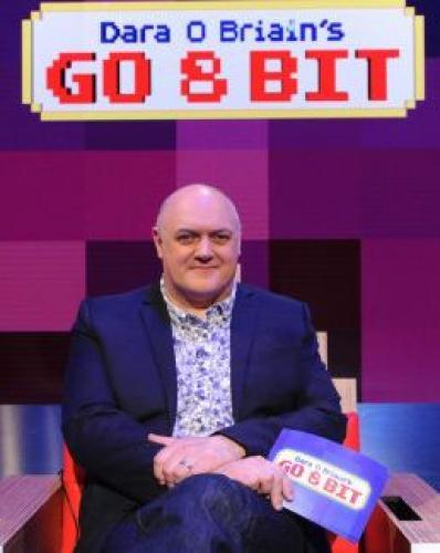 Dara O Briain's Go 8 Bit next episode air date poster
