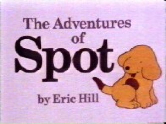 The Adventures of Spot next episode air date poster