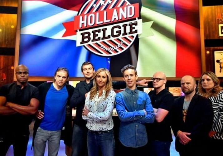 Holland-België next episode air date poster